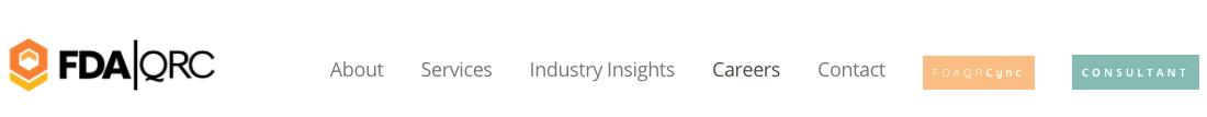 FDA Quality And Regulatory Consultants
